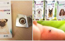 Tablets Bravekto de carrapatos para cães