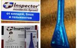 Gotas Inspector para cães para pulgas