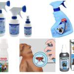 Sprays de pulgas para cães