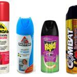 Sprays traça de alimentos