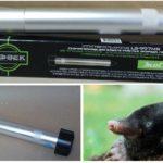 Repelente de toupeira eletrônica Ecosniper LS-997MR