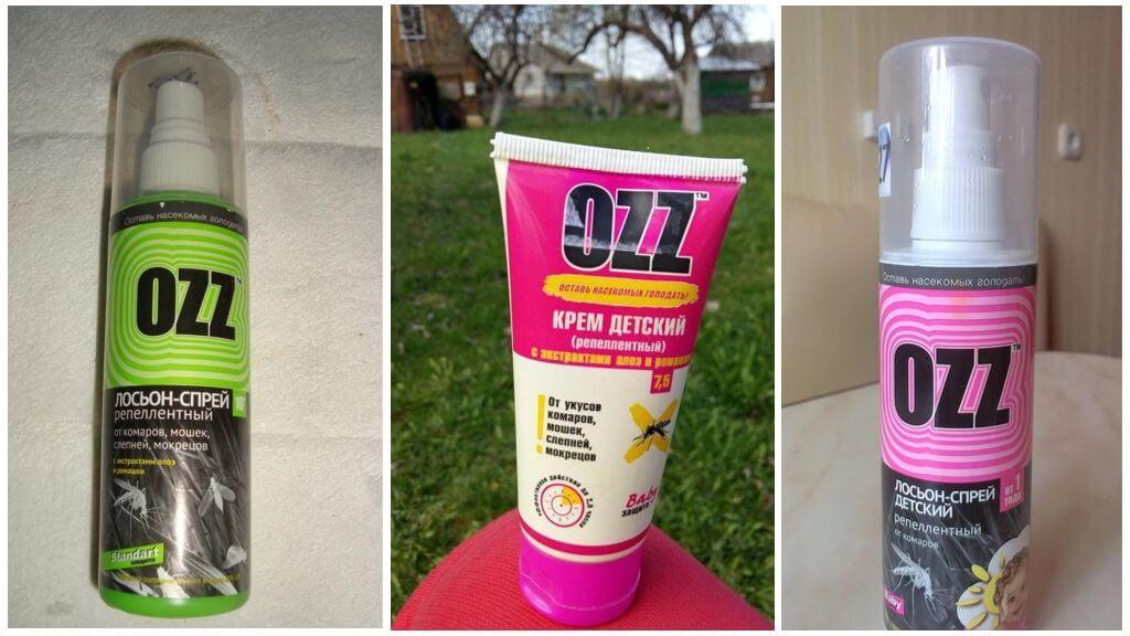 OZZ repelente de mosquitos